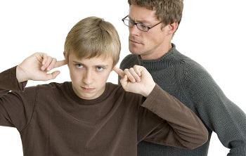 家庭教育中别轻易打孩子