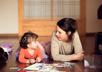 如何让宝宝不依恋妈妈呢?