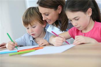 给孩子做心理按摩的方法是什么